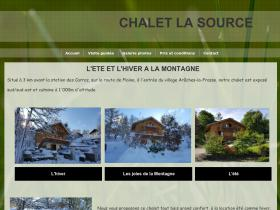 chaletlasource.fr