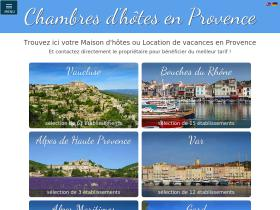 chambres-dhotes-provence.net