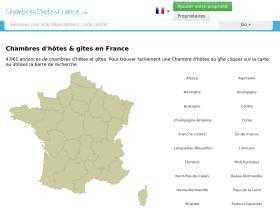 chambresdhotesfrance.com