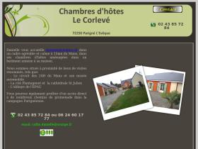 chambresdhoteslecorleve.fr