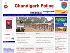 chandigarhpolice.nic.in