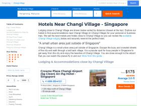 changivillagehotels.com