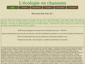 chansons.ecolo.pagesperso-orange.fr