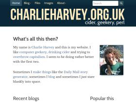 charlieharvey.org.uk