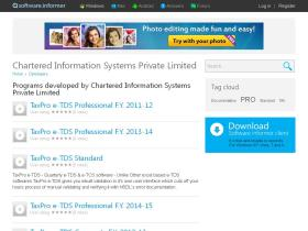 chartered-information-systems-private-li.software.informer.com