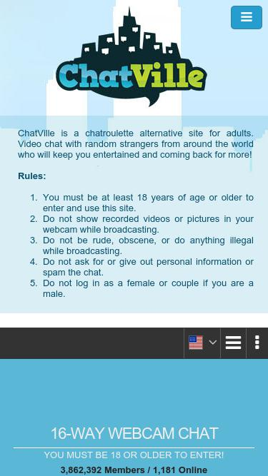 Chatville Com Competitors Alternatives Intelligence Similarweb Lollichat is a webcam chat site that uses the basic concept of combining video feed and text chat on one page. similarweb