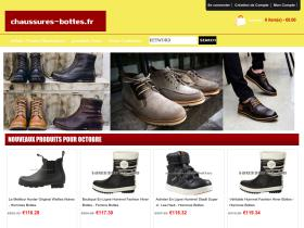 chaussures-bottes.fr