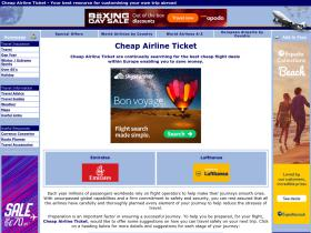 cheap-airline-ticket.co.uk