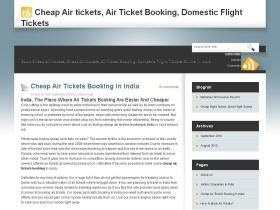 cheapairticketsbooking.co.in