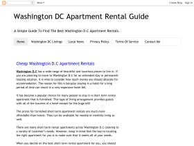 cheapwashingtondcapartmentrental.blogspot.com