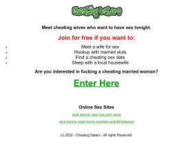 cheatingdaters.com