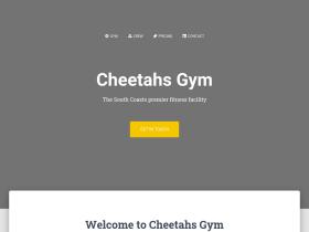 cheetahsgym.co.uk