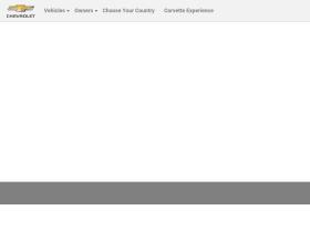 chevroleteurope.com