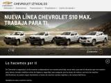chevroletiztacalco.com.mx