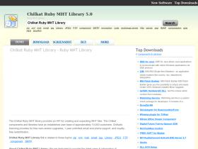 chilkat-ruby-mht-library-5-0.com-about.com