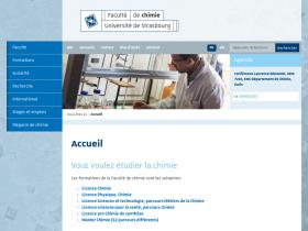 chimie.unistra.fr