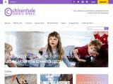 chisenhaledancespace.co.uk