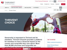 choice.thrivent.com