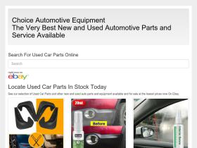 choiceautomotiveequipment.com