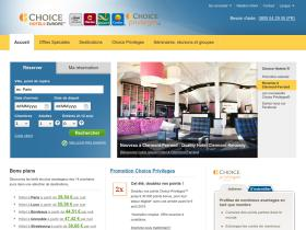 choicehotels.fr