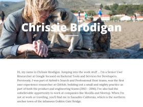 chrissiebrodigan.com