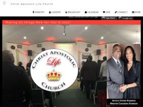 christapostoliclifechurch.org