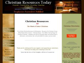 christian-resources-today.com