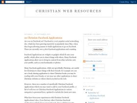christianwebresources.blogspot.com