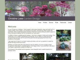 christineleesgardendesign.co.uk