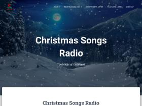 christmassongsradio.com