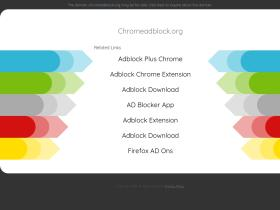 chromeadblock.org