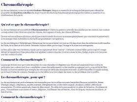 chromotherapie.net