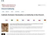 churchauthority.org