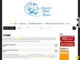 churchchoirmusic.com