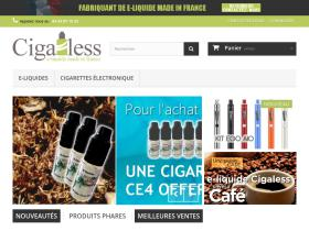 cigarette-cigaless.com