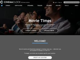 cinemaclock.com