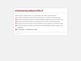 cinemaniacadeauville.fr