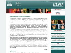 cisco.upsa.edu.bo