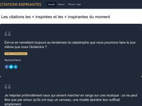 citations-inspirantes.fr