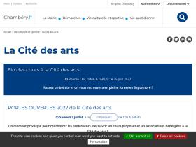 citedesarts.chambery.fr