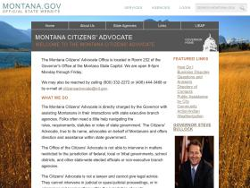 citizensadvocate.mt.gov