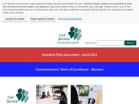 civilservicecommission.independent.gov.uk