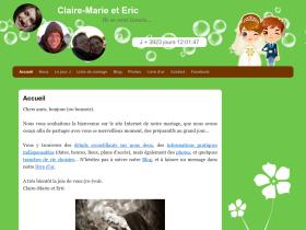 clairemarieeteric.fr