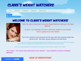 clairesweightwatchers.weebly.com