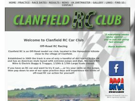 clanfieldrc.co.uk