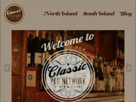 classicpubnetwork.co.nz