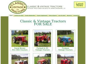 classicvintagetractors.co.uk
