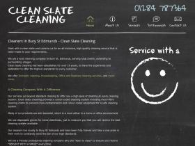 cleanslatecleaning.co.uk