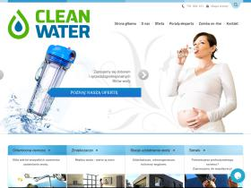 cleanwater.com.pl