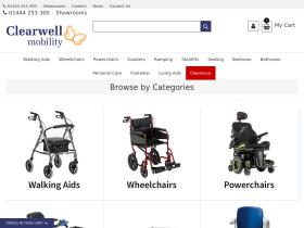 clearwellmobility.co.uk